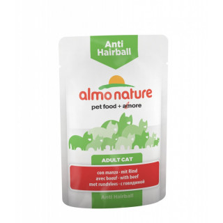 Almo Nature Functional Anti-Hairball with Beef