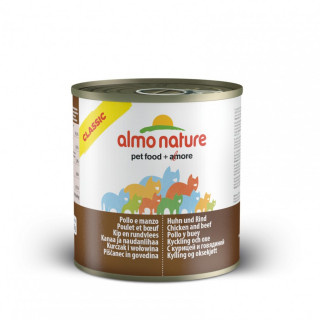 Almo Nature Classic Chicken and Beef