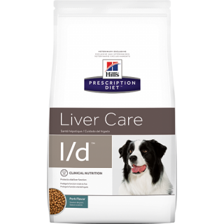 Hill's Canine L/D (Hepatic)