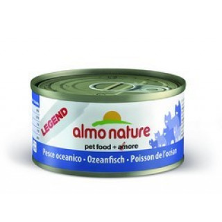 Almo Nature Legend Adult Cat Oceanic Fish Консервы для Кошек с Океанической рыбой