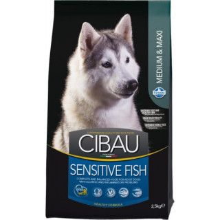 Farmina сухой корм для собак Cibau Sensitive Fish Medium & Maxi